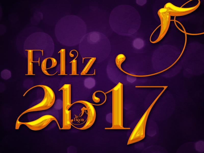feliz año nuevo, christmas, le bigott